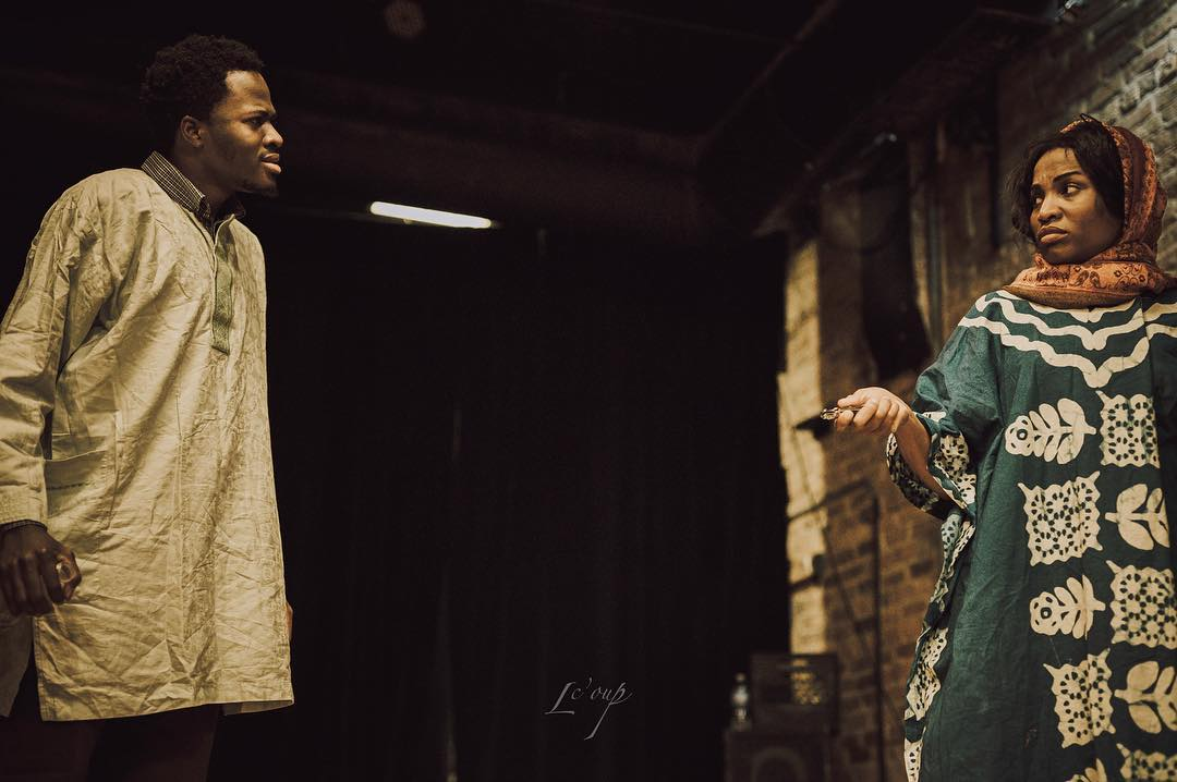 A ditch in Madagali presented by Fehinty African Theatre Ensemble